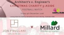 Battle Of The Titans-Architects Vs Engineers