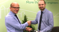 10 Years Service – David McIver