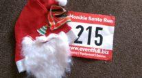 Santa Run – Monikie And Perth