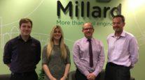 New Staff Members At Millard